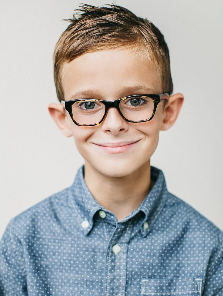 Order rectangle glasses frames from Jonas Paul Eyewear! These eyeglasses are just what your boy needs to stand out and be the amazing kid you know he is.