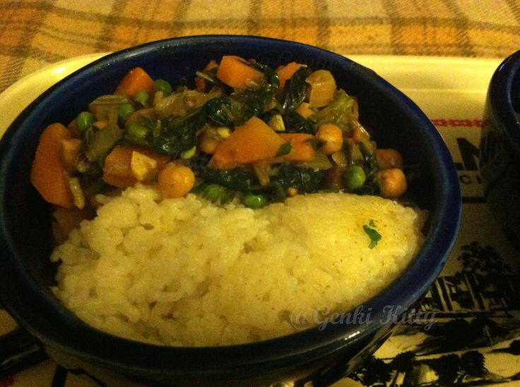 Chickpea and Butternut Squash Curry Recipe