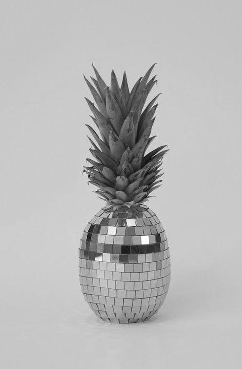 silver ananas