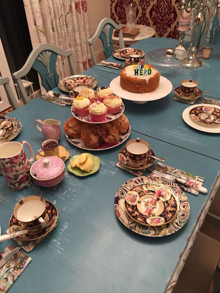 A Shabby Chic Tea Party. Check out shabby chic in Laois on Facebook.