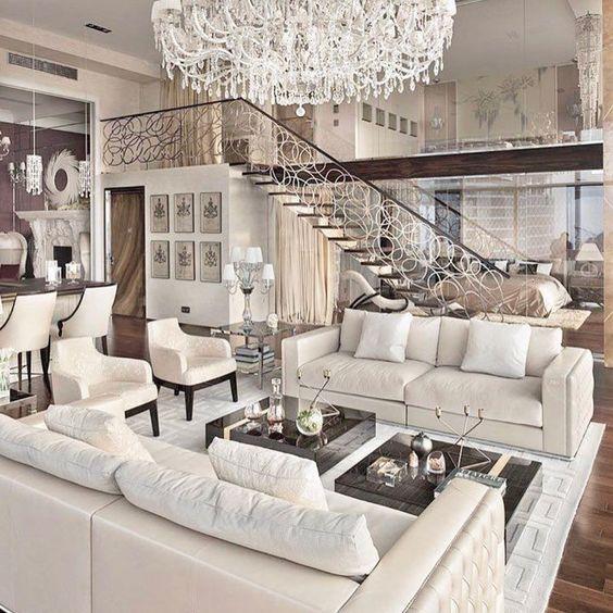 Luxury Mansion Living Room Designer: Best 20+ Luxury Living Rooms Ideas On Pinterest