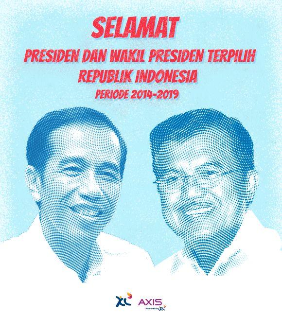 Sebaik apapun pemimpin memajukan negeri ini, tidak akan ada artinya tanpa dukungan rakyat. Yuk, dukung @jokowi_do2 dan @Pak_JK :)