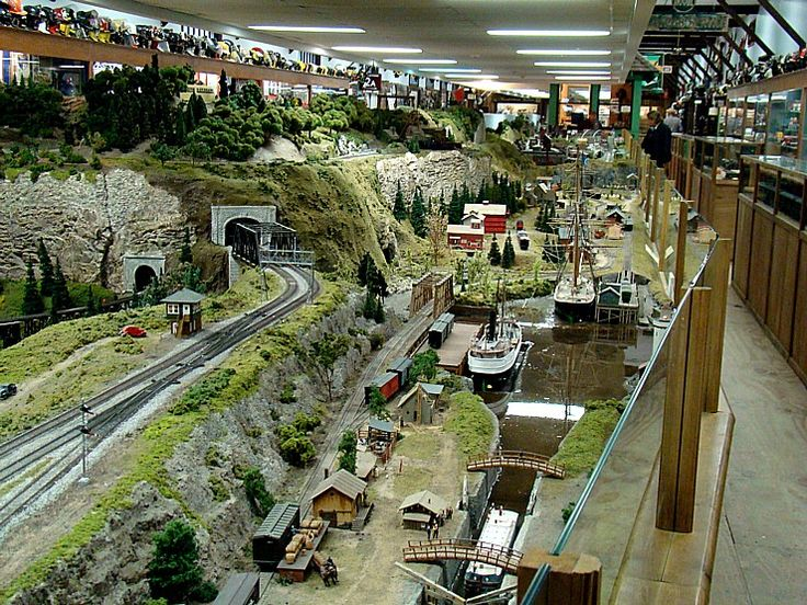 17 Best Images About Ho Scale Train Layout On Pinterest
