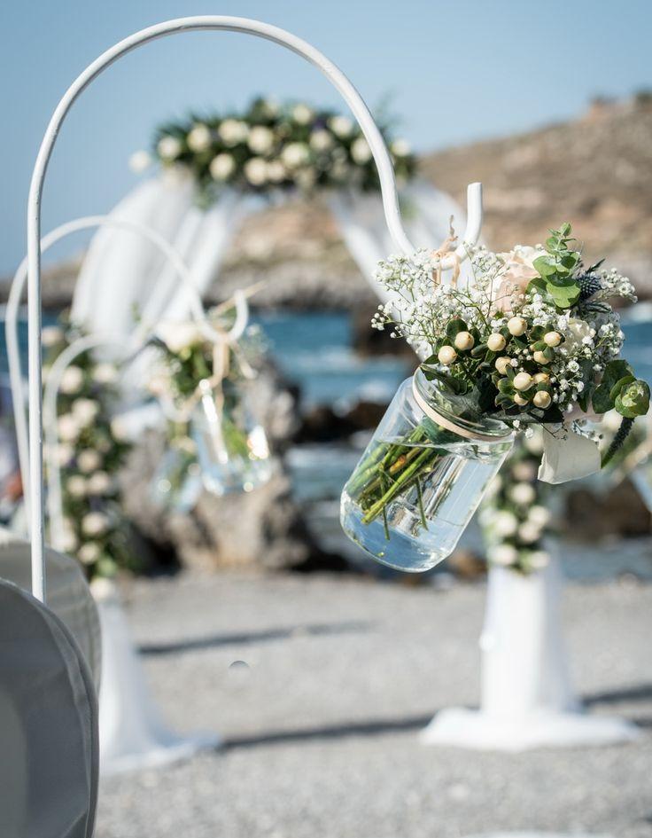 Beach Wedding Isle Decoration