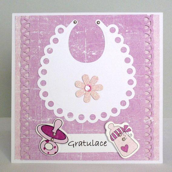 card - baby - girl