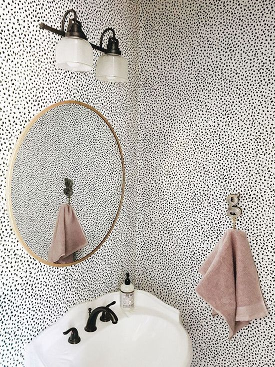 15 Wallpaper Ideas For Spring | Domino