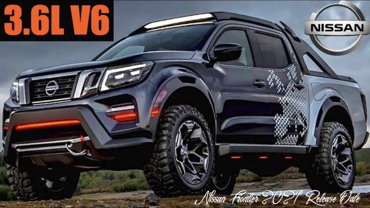 nissan frontier 2021 release date redesign and review in