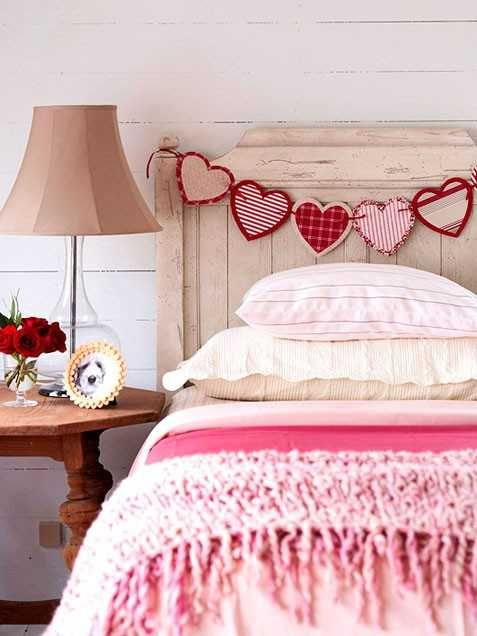 15 Valentines Day Ideas Adding Romance and Passion to Your Home Decorating