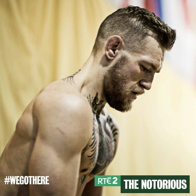"promo pic for ""The Notorious"" documentary of Conor McGregor : if you love #MMA, you will love the #MixedMartialArts and #UFC inspired gear at CageCult: http://cagecult.com/mma"