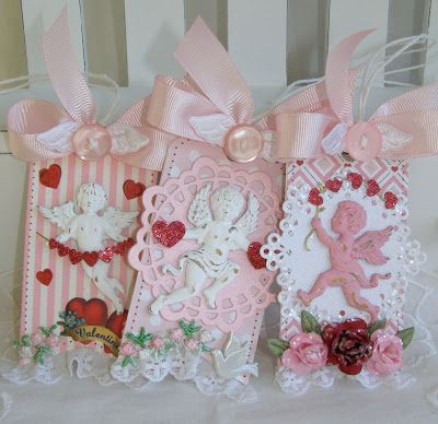 Cupids for Valentines Annette Paper Bistro