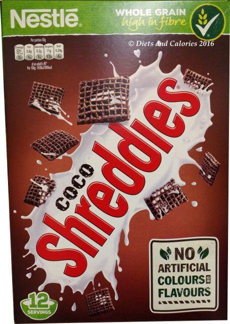 Nestle Coco Shreddies in 2019 | Shreddies cereal, Cereal