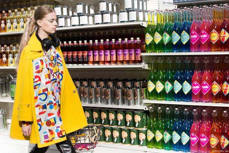 Lo nuevo de Chanel: ¡El supermercado más chic del mundo!