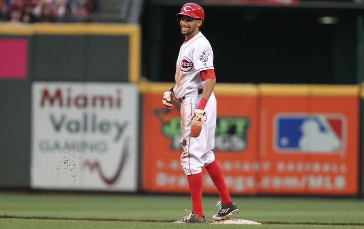 Billy Hamilton messes with mind of former Reds ace Johnny Cueto ...