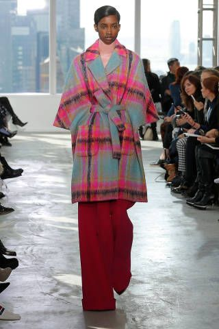 The Top Coats from the Runways of NYFW 2014