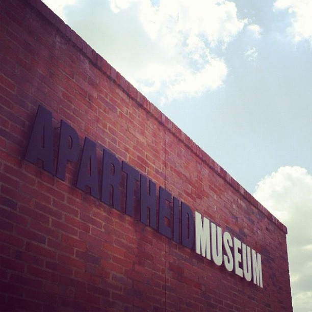 The Apartheid Museum in Johannesburg - one of the most moving museums in the world #johannesburg #southafrica