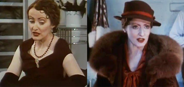 Ms. Lemon: Secretary Chic (in Agatha Christie's Poirot) ~ Sweet Sunday Mornings