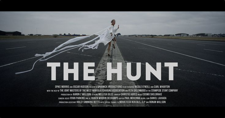 C4 Random Acts: 'The Hunt'. // Short film commissioned and broadcast as part of Channel 4's Random Acts series (25/9/2013) // Directed by S...