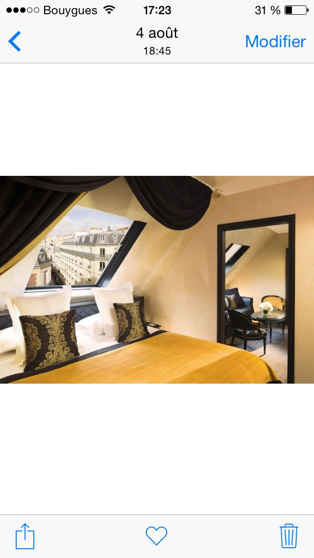Hotel Le Belmont Paris #2