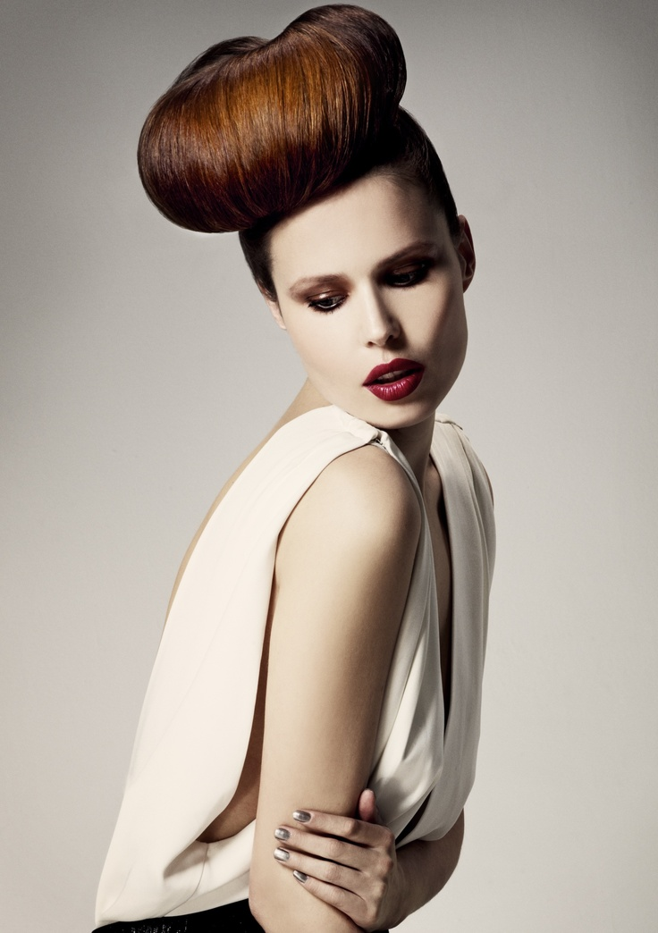 hair style updos created for the hairdressing awards last year 5987