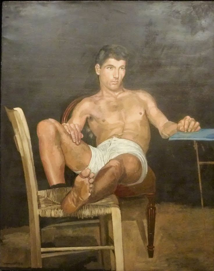 David, 1974, Yannis Tsarouchis