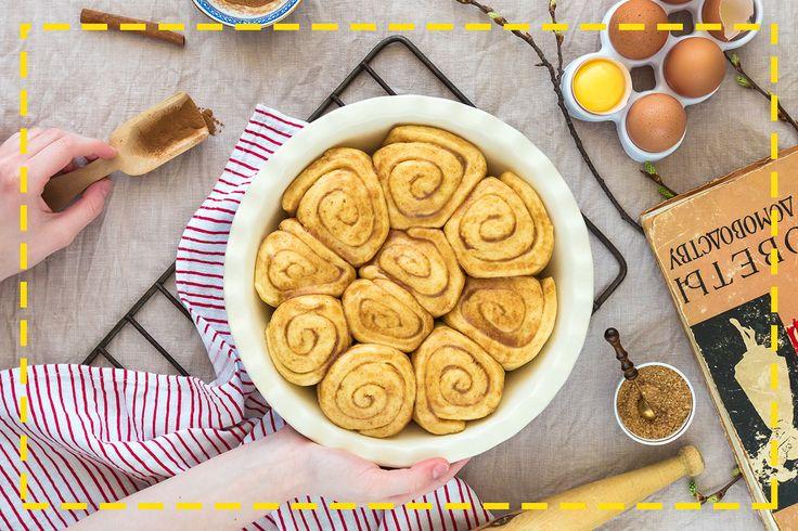 Pyszne bułeczki z cynamonem wzmacniającym organizm – pycha! http://www.kwestiasmaku.com/przepis/buleczki-cynamonowe-cinnamon-rolls