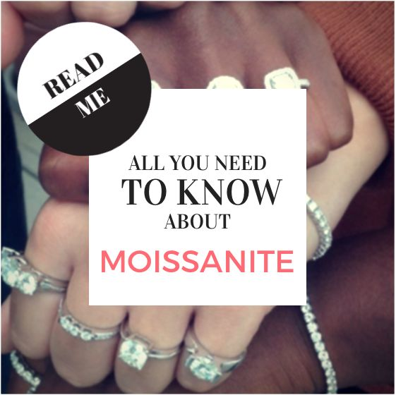 Amazing blog on #moissanite from Lifestyle Updated.  https://www.lifestyleupdated.com/moissanite-engagement-rings/