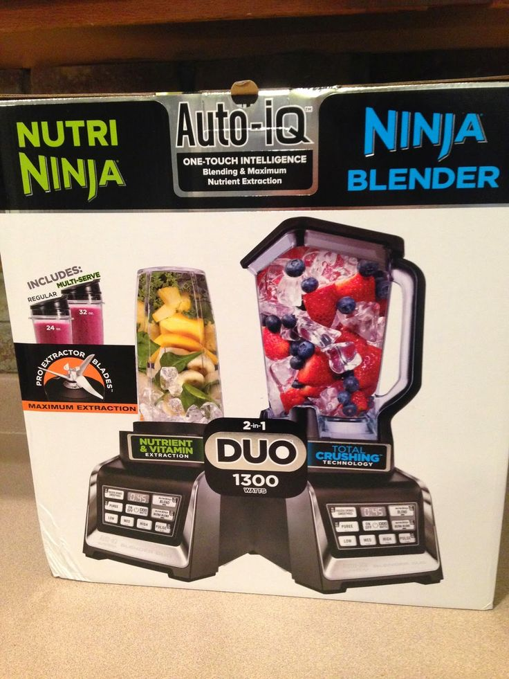 Made It. Ate It. Loved It.: Ninja Blender Review and 4 Smoothie Recipes