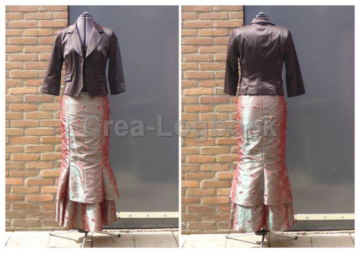 Feest-rok / Party Skirt - BurdaStyle