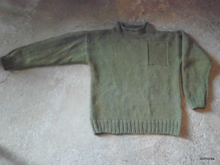 Knitting patterns for strong and chunky woollens for men by domoras