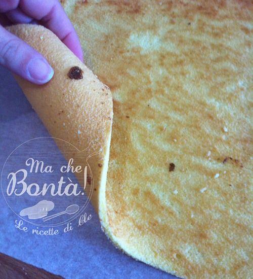 Biscuit Rolle. #ricetta di @wondercle