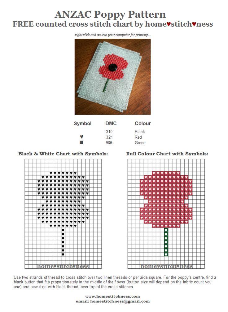 free-anzac-poppy-chart