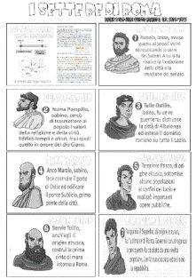 7 re di Roma