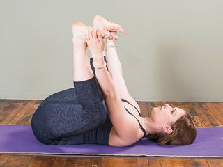 12 Hip-Opening Yoga Poses | Prevention  Hip opening poses to help with lower back pain.