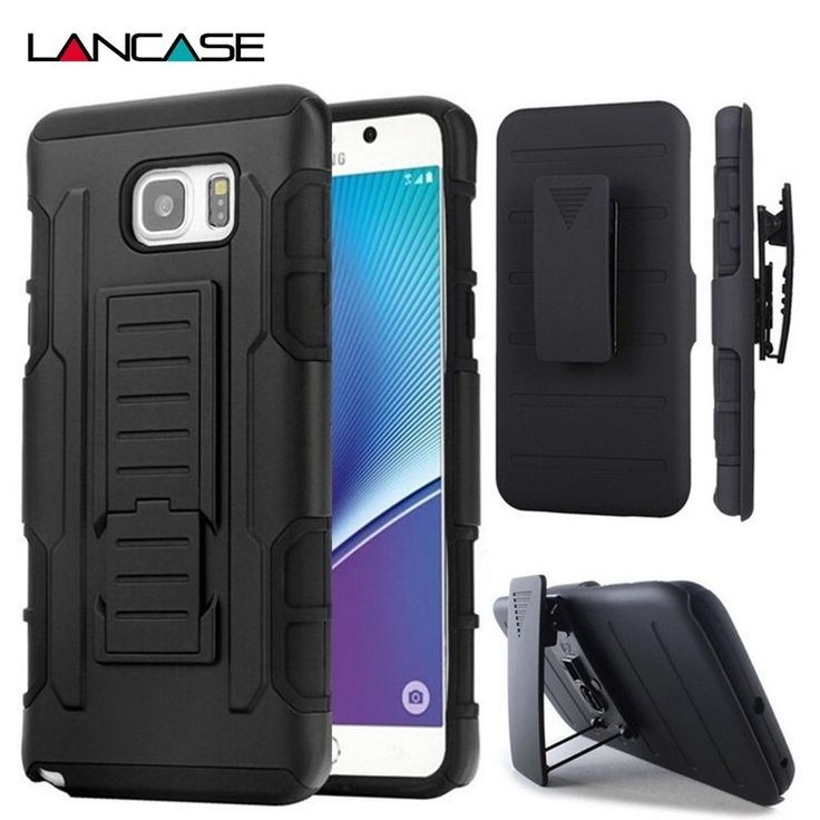 For Samsung Galaxy S7 Edge Case 3 in 1 Stand Belt Clip Holster Cover For Samsung Galaxy S6 Edge Case S7 S5 Silicone Phone Cases | Best Online Store - FREE DELIVERY WORLDWIDE