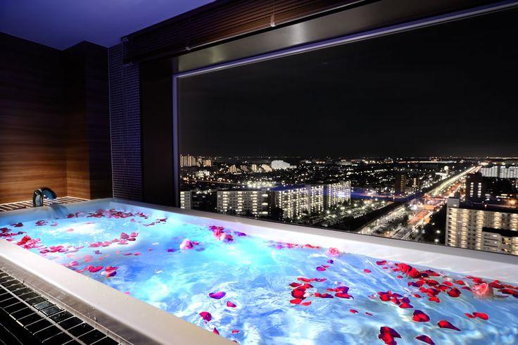 The POOL BATH~ザ・プールバス~ | 浦安ブライトンホテル東京ベイ~東京ディズニーリゾート®パートナーホテル