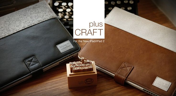 Craft Plus for The New iPad/iPad 2 @ more-thing.com  New iPad cases
