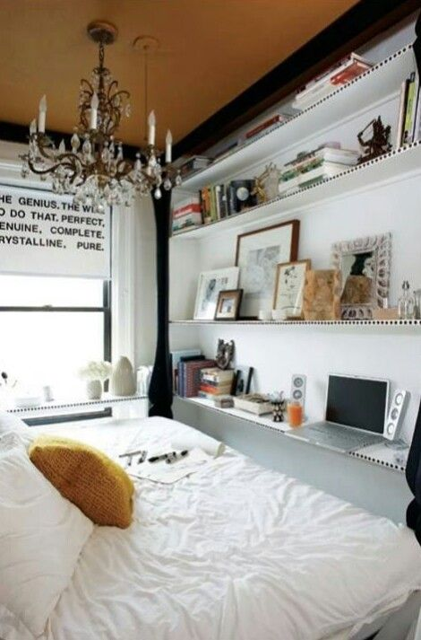 Small Spaces - Apartment Therapy