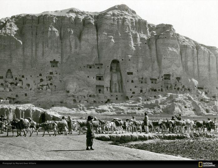 Статуи Будды в Бамиане Афганистан. ч 3 Цикл Необычная скульптура. | Блог Дмитрий Савицкий | КОНТ