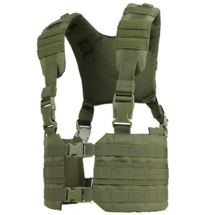 MOLLE Ronin Chest Rig