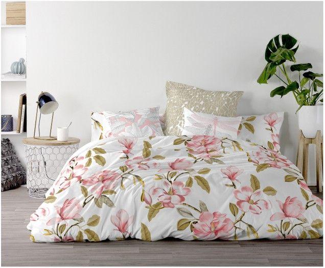 Copripiumino 220 X 220.Parure Copripiumino Reversibile Magnolia Duvet Cover Sets