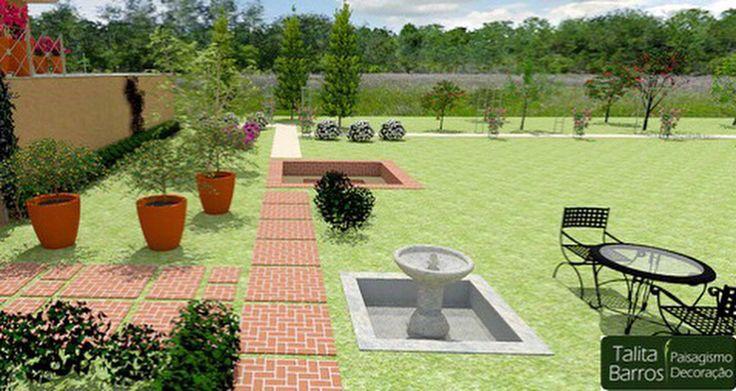 projeto de um jardim toscano projetos em 3d um jardim de um toscano a