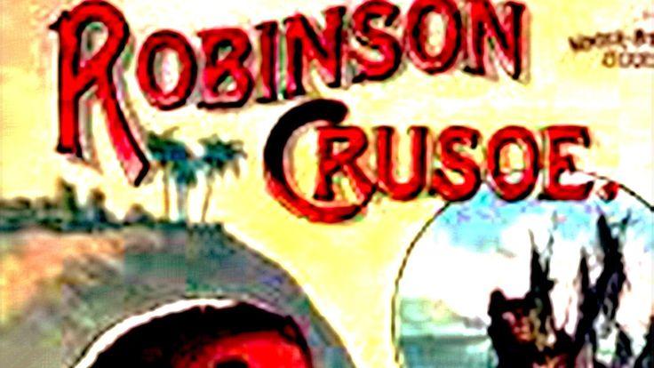 Robinson Crusoe, Dafoe Daniel PARTE 1 AUDIO LIBRO EN ESPAÑOL COMPLETO LI...