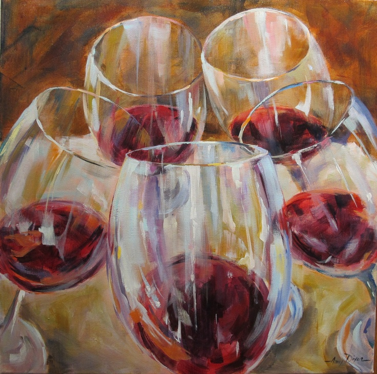 791 best Wine in Art images on Pinterest | Painting art ...