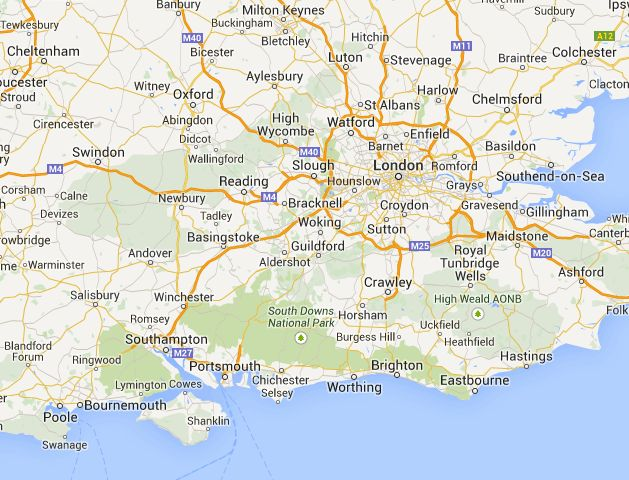 New homes for sale in South East