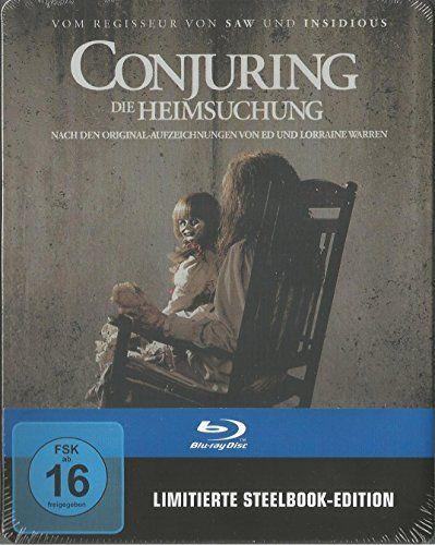 Conjuring: Die Heimsuchung (Limitierte Steelbook - Editio... https://www.amazon.de/dp/B00OE5P3RC/ref=cm_sw_r_pi_dp_Ep7Axb6VM2869