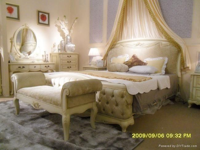 Image Detail For Elegant And Quiet French Style Bedroom Furnituregy A101 Excellent Loves Pinterest Home Decor