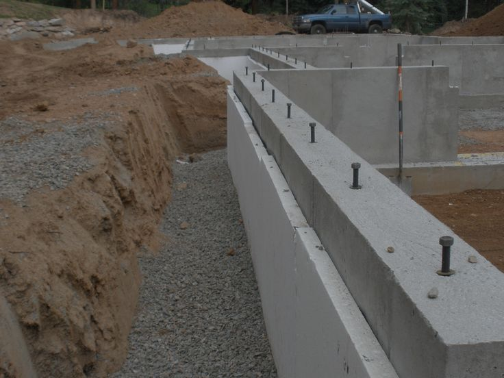 478 best concrete images on pinterest civil engineering for House on slab foundation