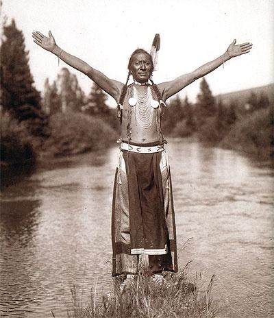 Blackfoot Indian