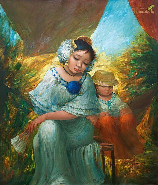 Galeria De Arte: 480 Best Images About Panama En Pinturas On Pinterest