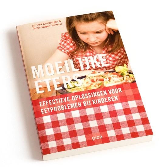 Moeilijke eters - Met dit boek krijg je meer inzicht in eetproblemen bij kinderen, de kenmerken en mogelijke oorzaken. Met heldere adviezen en praktische oplossingen.